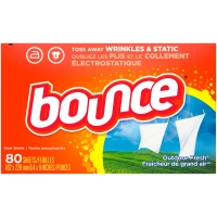 Bounce Fabric Softener 80 Sheets