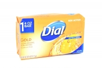 Dial Bar Soap Wrapped 4 oz. - 72 Count