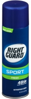 Right Guard Anti Perspirant Fresh 6oz