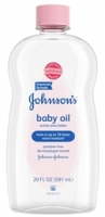 J&J Baby Oil 20oz