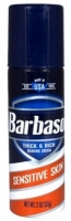 Barbasol Shave Cream 2 oz. Trial Size