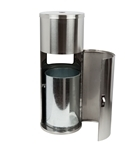 Wipes Dispenser Stainless Steel - Silver (F.O.B.)