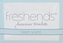 Freshends Luxurious Towelettes 1000 ct BLUE PACK