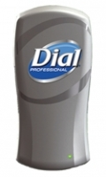 Dial FIT X2 Touch-Free Dispenser Slate for 1 Liter Cartridge