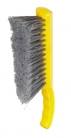 Counter Brush Gray Flagged 8""