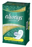 Always Thin Ultra Pads 264 count