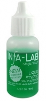 Info Lab Liquid Stypic Skin Protectant .5oz
