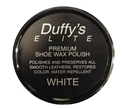 Duffy's Elite Shoe Wax Paste White 3oz
