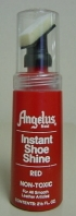 Angelus Liquid Instant Shine Red 3oz