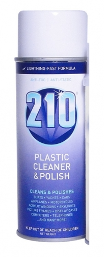 210 Plastic Cleaner & Polish 7oz