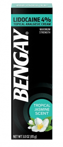 Bengay Cream Tropical Jasmine 3 oz.